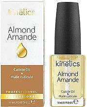 """Voňavky, Parfémy, kozmetika Olej na nechty a kožičku """"Mandľový"""" - Kinetics Almond Cuticle Oil"""