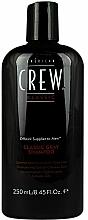 Voňavky, Parfémy, kozmetika Šampón pre sivé vlasy - American Crew Classic Gray Shampoo
