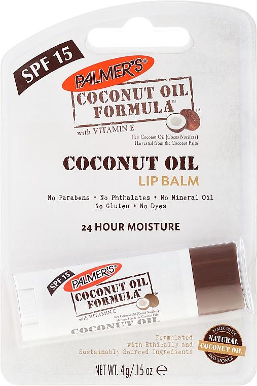 Balzam na pery - Palmer's Coconut Oil Formula Lip Balm — Obrázky N1
