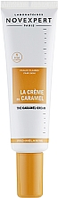 "Voňavky, Parfémy, kozmetika BB krém pre svetlú pokožku tváre ""Karamel"" - Novexpert Pro-Melanin The Caramel Cream"
