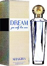Voňavky, Parfémy, kozmetika Shakira Dream - Toaletná voda