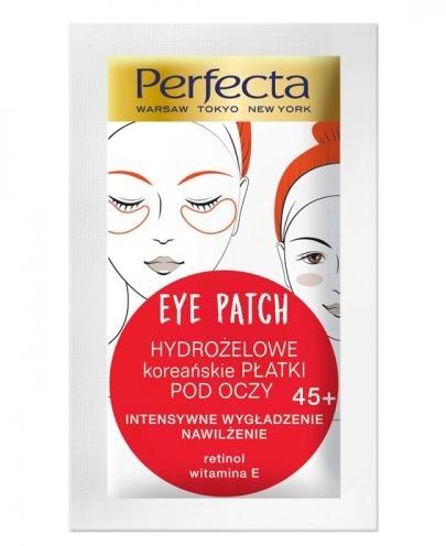 Hydrogélové náplasti pod oči - DAX Perfecta Eye Patch 45+ — Obrázky N3