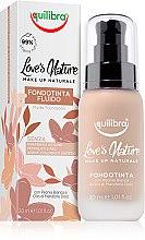 Voňavky, Parfémy, kozmetika Tekutý make-up - Equilibra Liquid Foundation Fluid