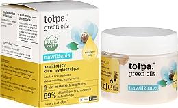 Voňavky, Parfémy, kozmetika Zvlhčujúci krém pre tvár - Tolpa Green Oils Moisturizing Cream
