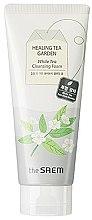 Voňavky, Parfémy, kozmetika Pena na umývanie - The Saem Healing Tea Garden White Tea Cleansing Foam