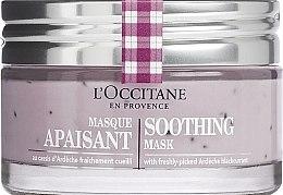 Voňavky, Parfémy, kozmetika Upokojujúca maska na tvár - L'Occitane Soothing Mask