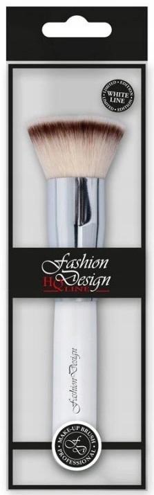 Štetec na nanášanie make-upu, 37191 - Top Choice Fashion Design White Line