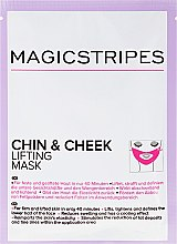 Voňavky, Parfémy, kozmetika Maska lifting účinkom na bradu a líca - Magicstripes Chin & Cheek Lifting Mask