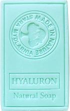 Voňavky, Parfémy, kozmetika Prírodné mydlo Kyselina hyalurónová - Stara Mydlarnia Body Mania Hyaluron Natural Soap