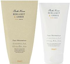 Voňavky, Parfémy, kozmetika Bath House Bergamot & Amber - Krém na tvár