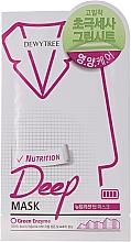 Voňavky, Parfémy, kozmetika Vyživujúca pleťová maska s bergamotom - Dewytree Nutrition Deep Mask
