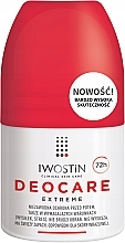 Voňavky, Parfémy, kozmetika Pánsky antiperspirant - Iwostin Extreme Roll-On