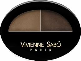 Voňavky, Parfémy, kozmetika Tiene na obočie - Vivienne Sabo Brow Arcade