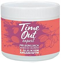 """Voňavky, Parfémy, kozmetika Maska na vlasy """"Arganový olej"""" - Time Out"""
