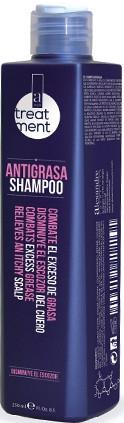 Šampón na vlasy - Alexandre Cosmetics Treatment Anti-Grease Shampoo — Obrázky N1