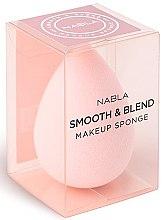 Voňavky, Parfémy, kozmetika Hubka na make-up - Nabla Smooth & Blend Makeup Sponge