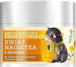 """Voňavky, Parfémy, kozmetika Detský zjemňujúci krém na tvár """"Kvietok nechtíka"""" - Farmona Herbal Care Kids"""