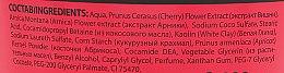 "Čistiace mydlo na baze hliny ""Višňa a arnica"" - Cafe Mimi Scrub-Soap With Clay Cherry & Arnica — Obrázky N4"