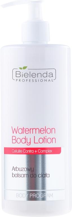 Melounová balzam pre telo - Bielenda Professional Body Program Watermelon Body Lotion — Obrázky N1