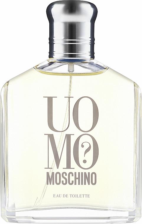 Moschino Uomo - Toaletná voda
