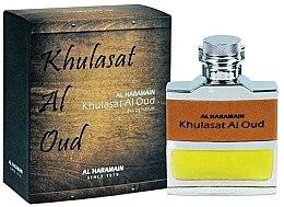 Voňavky, Parfémy, kozmetika Al Haramain Khulasat Al Oud - Parfumovaná voda