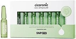 Voňavky, Parfémy, kozmetika Upokojujúce ampulky na tvár - SNP Prep Cicaronic SOS Ampoule
