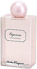 Voňavky, Parfémy, kozmetika Salvatore Ferragamo Signorina - Sprchový gél