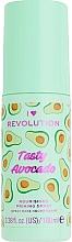 Voňavky, Parfémy, kozmetika Výživný základný náter - I Heart Revolution Tasty Avocado Nourishing Priming Spray