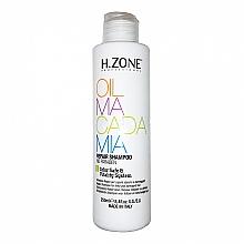 Voňavky, Parfémy, kozmetika Šampón s makadamovým olejom - H.Zone Oil Macadamia