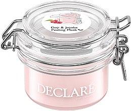 Voňavky, Parfémy, kozmetika Peelingová maska s bobuľami goji a jojobovým olejom - Declare Goji and Jojoba Peeling Mask