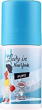 Voňavky, Parfémy, kozmetika Dezodorant - Lady In New York Pure Deodorant