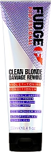 Voňavky, Parfémy, kozmetika Tonujucí kondicionér na vlasy - Fudge Clean Blonde Damage Rewind Conditioner