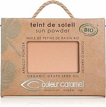 Voňavky, Parfémy, kozmetika Reflexný kompaktný prášok - Couleur Caramel Sun Powder