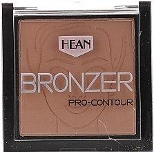 Voňavky, Parfémy, kozmetika Bronzer na tvár - Hean Pro-contour Bronzer