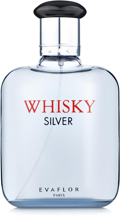 Evaflor Whisky Silver - Toaletná voda