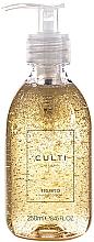Voňavky, Parfémy, kozmetika Culti Tessuto - Parfumované mydlo na ruky a telo