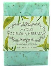"""Voňavky, Parfémy, kozmetika Mydlo """"Zelený čaj"""" - Scandia Cosmetics"""