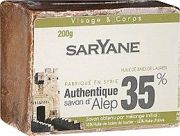 Voňavky, Parfémy, kozmetika Mydlo - Saryane Authentique Savon DAlep 35%