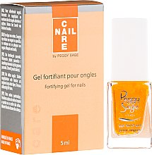 Voňavky, Parfémy, kozmetika Spevňujúci gél na nechty - Peggy Sage Fortifying Gel For Nails