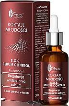 Voňavky, Parfémy, kozmetika Elixír pre tvár - Ava Laboratorium S.O.S Sebum Control
