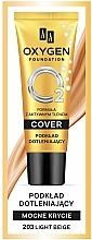 Voňavky, Parfémy, kozmetika Podkladová báza - AA Oxygen Cover Foundation