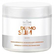 Voňavky, Parfémy, kozmetika Maska na intenzívne chudnutie a posilnenie - Farmona Professional Dermo Slim Intensively Slimming And Firming Mask