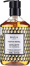 Voňavky, Parfémy, kozmetika Tekuté marseillské mydlo - Baija Festin Royal Marseille Liquid Soap