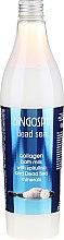Voňavky, Parfémy, kozmetika Mlieko do kúpeľa s minerálmi z Mŕtveho mora - BingoSpa Dead Sea Collagen Milk Bath