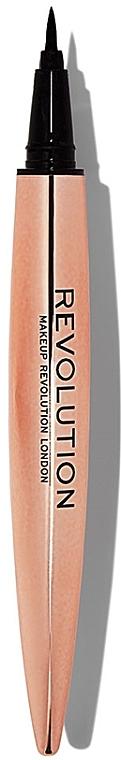 Očné linky - Makeup Revolution Renaissance Flick Eyeliner