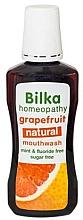 "Voňavky, Parfémy, kozmetika Ústna voda ""Grapefruit"" - Bilka Homeopathy Grapefruit Mouthwash"