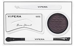 Voňavky, Parfémy, kozmetika Sada pre styling obočí - Vipera Celebrity Eyebrow Definer Kit
