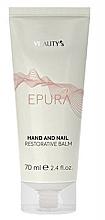 Voňavky, Parfémy, kozmetika Obnovujúci balzam na ruky a nechty - Vitality's Epura Hand and Nail Restorative Balm