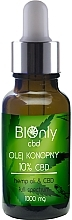 Voňavky, Parfémy, kozmetika Konopný olej CBD 10% - BIOnly