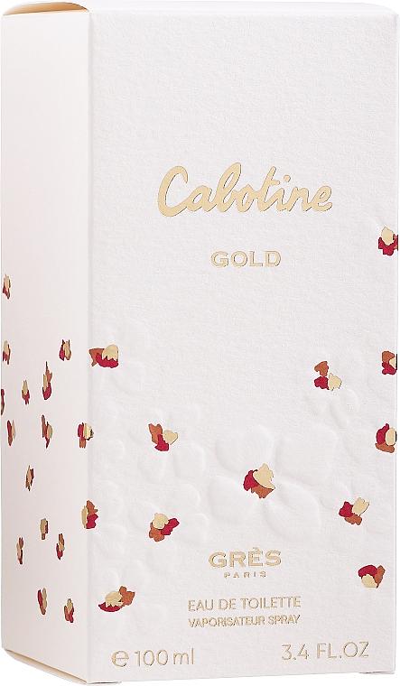 Parfums Gres Cabotine Gold - Toaletná voda — Obrázky N1